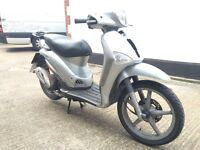 Piaggio Liberty 50cc learner leaf all 50 cc scooter. With MOT.