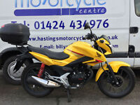 2016 Honda GLR125 / CB125F Learner Legal / Nationwide Delivery / Finance