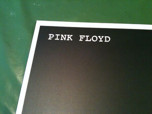 pink Floyd's dark side of the moon 25x35 Stratford Kitchener Area image 4