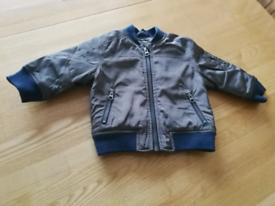Next baby jacket like new