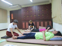 Learn the Art of Traditional Thai Massage