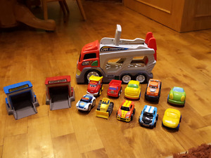 Transport Truck and accessories