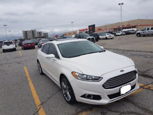 2015 Ford Fusion Titanium LUXURY AWD with INCENTIVE