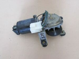 JDM Subaru Impreza GC8 Right Hand Drive Wiper Motor 1993-2001
