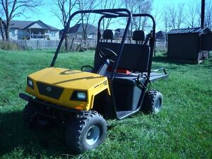 UTILITY VEHICLE FOR SALE