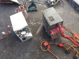 2 Computer Power Supplies