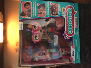 Chatsters Abby Interactive Doll