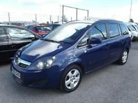 Vauxhall Zafira 1.9CDTi ( 120ps ) auto 2010MY Exclusiv 7 SEATER DIESEL AUTOMATIC