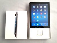 iPad 4 16GB Black Mint Condition!