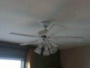 ** PAS CHER **  Ventilateurs de plafond  A-1.....  URGENT
