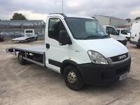 2011 61 REG IVEOC DAILY S Class 2.3TD 35S11 MWB AUTOMATIC RECOVERY TRUCK