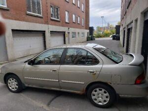 2002 Nissan Sentra XE 1.8l Automatique