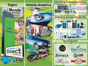 Vehicle Graphics - Signwriting Coolaroo Hume Area Preview
