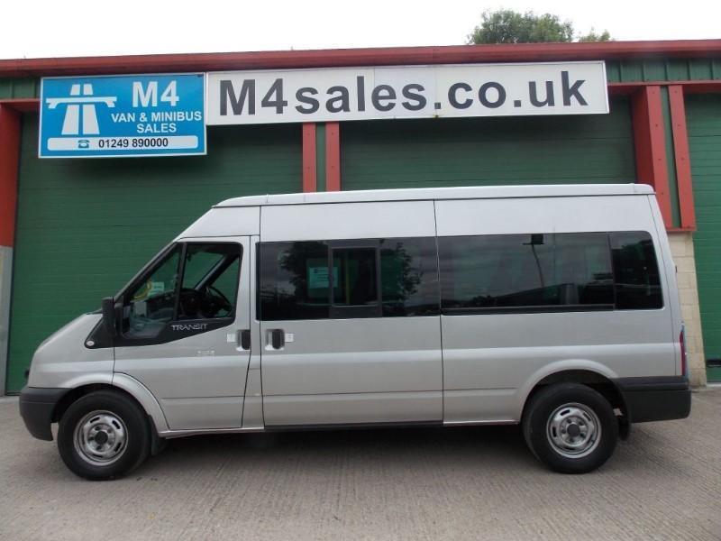 Ford Transit 135ps,14 seat minibus