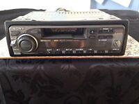 Sony Radio Cassette Player