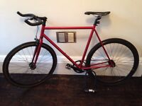 State bicycle fixie
