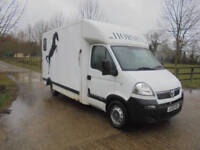 Vauxhall Movano 2.5CDTI 16v ( 100ps ) LWB 3500 High Roof horse box