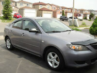 2004 Mazda3 Mint condition no rust!