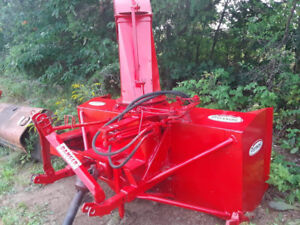 7' pronovost snowblower