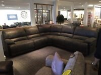 Large reclining sofa brand new guvnor