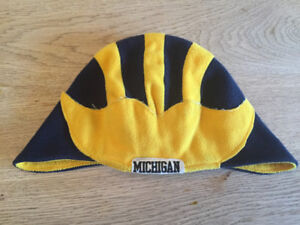 MICHIGAN FOOTBALL TOQUE FOR YOUTH