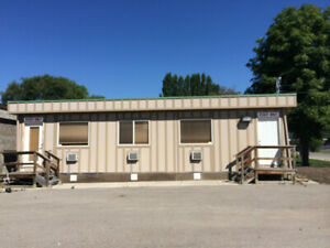 3-Office Modular Building for Rent in Enderby