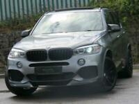 2014 BMW X5 2.0 25d M Sport Auto xDrive (s/s) 5dr SUV Diesel Automatic