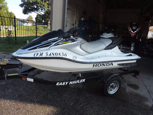 2004 HONDA AQUATRAX F-12 SEADOO RARE MACHINE LIKE NEW! LOW HRS