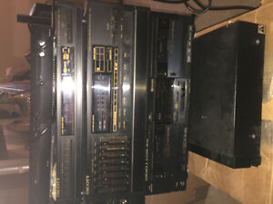 Older Scott audio system