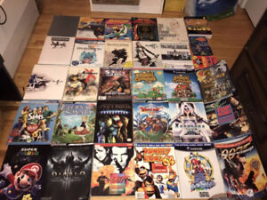 GAME GUIDE FOR ALL CONSOLE MANY GOOD ONE CHEAP