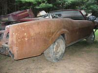 1968 Montego convertible MX