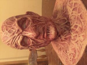 WFX silicone Freddy mask.