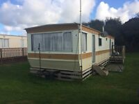 Free caravan located on Anglesey