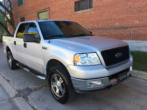 2005 Ford F-150 Supercrew 4x4-Alloys-Bluetooth-Local