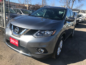 2014 Nissan Rogue SUV, Crossover *LOW MILEAGE*