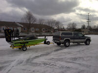 SNOW-ICE-AIRBOAT