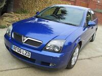 Vauxhall Vectra 1.8i 16v Breeze Hatchback. 116K Good Service, Long MOT May 17