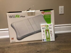 Who wants to get fit?  Buy the Wii Fit Plus