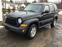 2006 Jeep Liberty SLT SUV, Crossover