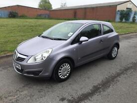 Vauxhall/Opel Corsa 1.3CDTi 16v ( 75ps ) Life + 2007 + FEB 18 MOT +