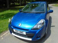 Renault Clio 1.2 TCe GT Line TomTom. CLIMATE. SH. WARRANTY. BLUETOOTH.