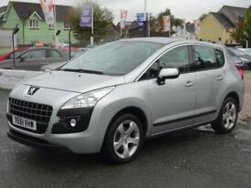 2012 Peugeot 3008 1.6 e-HDi FAP Sport SUV EGC 5dr