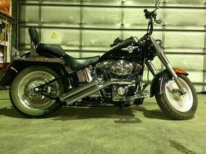 Harley Davidson 15th Aniversary Fat Boy
