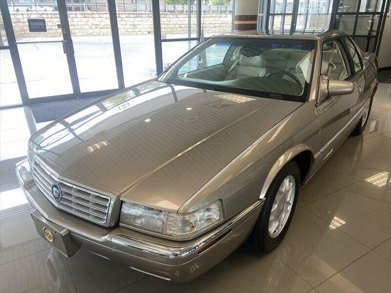 2002 Cadillac Eldorado, Cashmere with 89718 Miles available now!