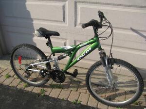 Boys Mountain Bicycle