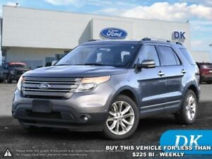 2011 Ford Explorer Limited AWD Low KMs!
