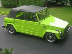 Rare Volkswagen Thing