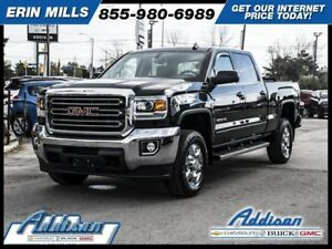 2017 GMC Sierra 2500HD SLE4wd Navi Chrome Wheels Preferred Pkg