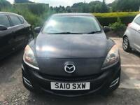 2010 (10 reg) Mazda 3 1.6 Sport 5dr Hatchback Mazda3 Petrol 5 Speed Manual