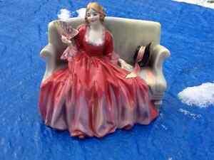 Rare Royal Doulton Vintage Figurine Sweet and Twenty 1935